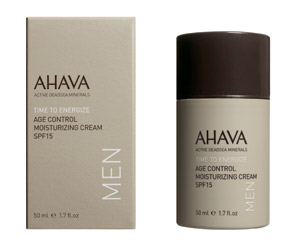 AHAVA TIME TO ENERGIZE AGE CONTROL MOISTURIZING CREAM 50ML
