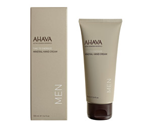 AHAVA TIME TO ENERGIZE MINERAL HAND CREAM 50ML
