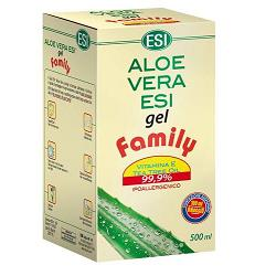 ALOE VERA ESI GEL FAMILY 500 ML