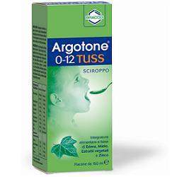 ARGOTONE 0-12 TUSS 150ML