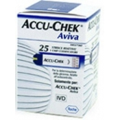 Accu-Chek Aviva 100 strisce