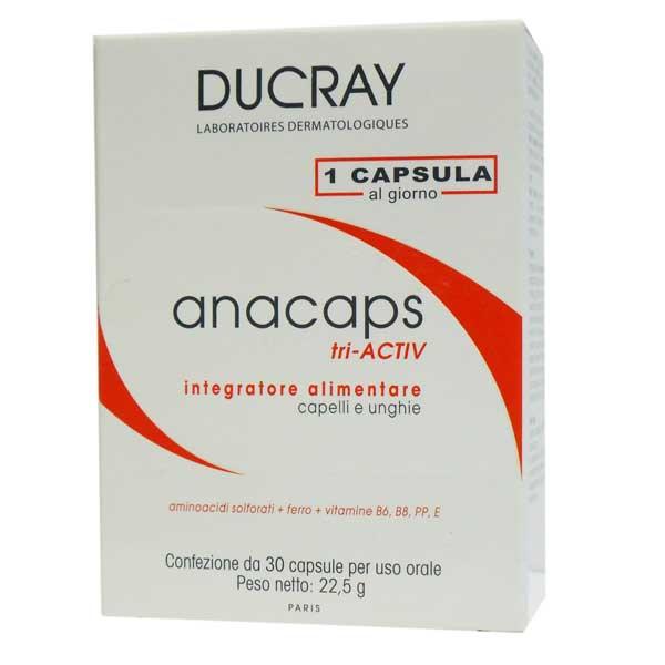 Anacaps Triactiv 30 capsule