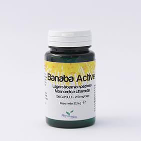 BANABA ACTIVE 60 CAPSULE