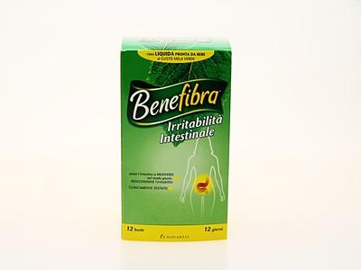 BENEFIBRA LIQUIDO 12 BUSTE