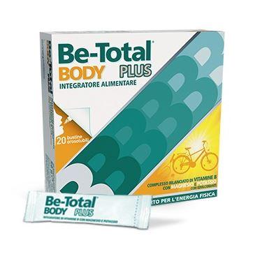 BETOTAL BODY PLUS 20 BUSTE