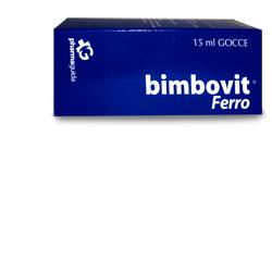 BIMBOVIT FERRO GOCCE 15ML
