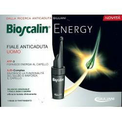 BIOSCALIN UOMO ENERGY 10 FIALE ANTICADUTA