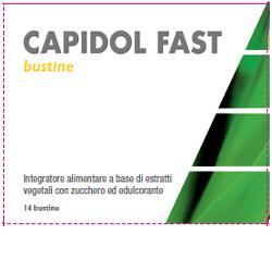 CAPIDOL FAST 14BUSTE