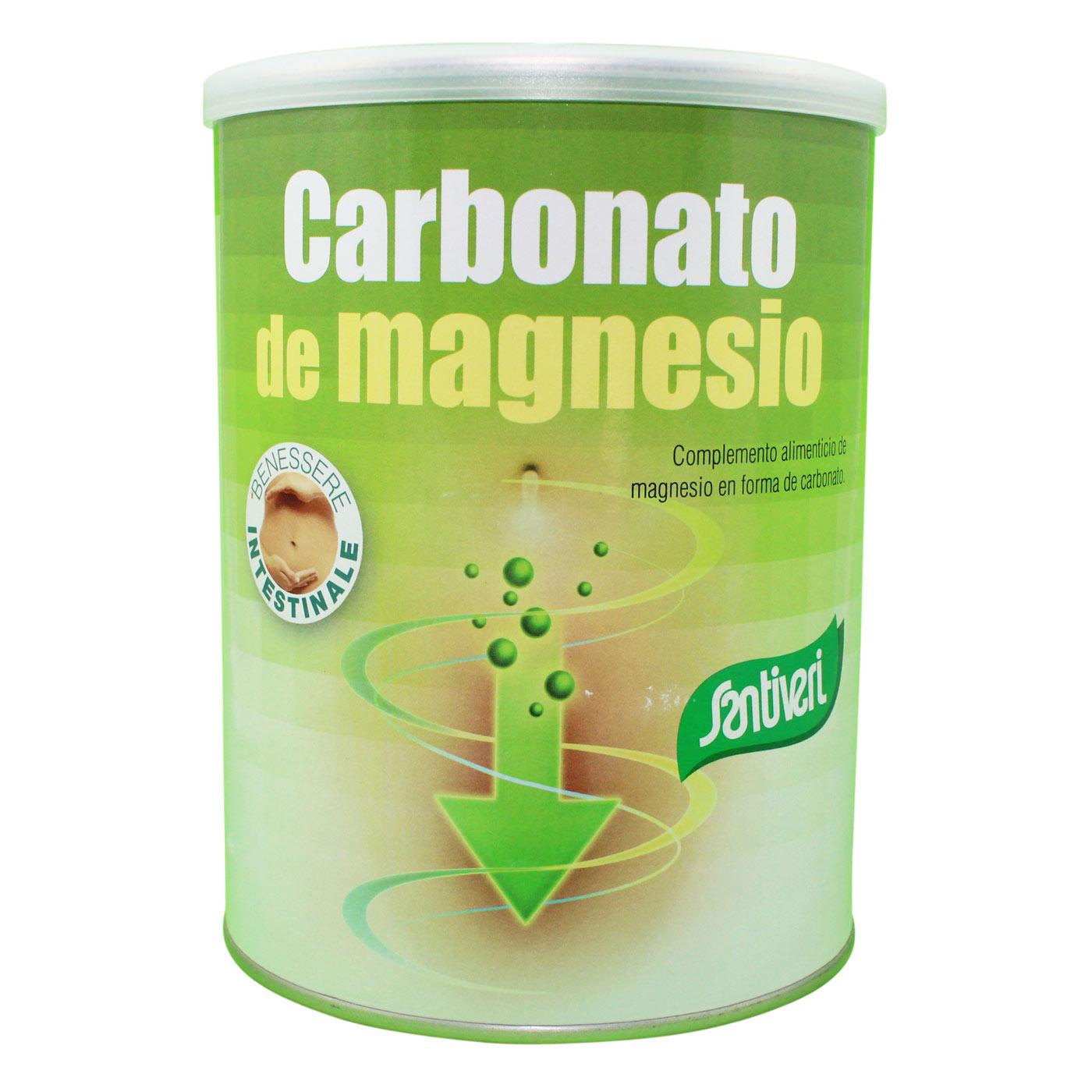 CARBONATO DI MAGNESIO 110 GRAMMI