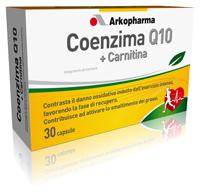 COENZIMA Q10 + CARNITINA 30CPR