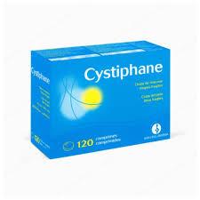 CYSTIPHANE 120 COMPRESSE
