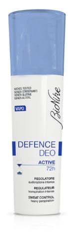 DEFENCE DEO ACTIVE 72h SPRAY 100 ML
