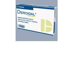 DEROIDAL COMPRESSE 15CPR