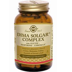 DIMA SOLGAR COMPLEX 60 CAPSULE