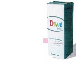 DIVIT GOCCE 30ML