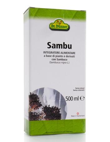 DUNNER BEVANDA SAMBUCO 500 ML