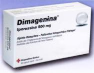Dimagenina 500 mg 60 capsule
