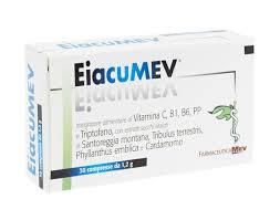 EIACUMEV 30 COMPRESE