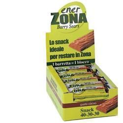 ENERZONA SNACK COCCO BARRETTA