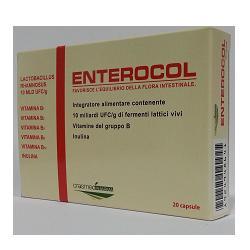 ENTEROCOL 20 capsule