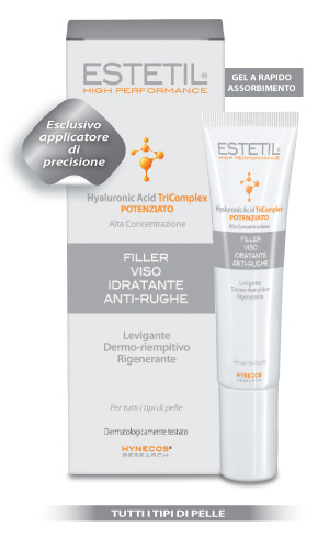 ESTETIL FILLER VISO ACIDO JALUR 15ML