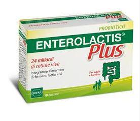 Enterolactis plus 10 buste