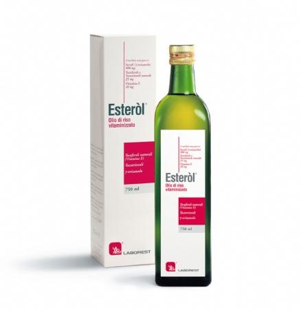 Esterol Olio Riso VitE 750ml