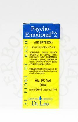 FIORI DI BACH PSYCHO EMOTIONAL 2 INCERTEZZA