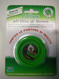 FRONTLINE PET CARE COLLARE
