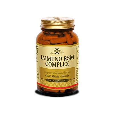 IMMUNO RSM COMPLEX 50 CAPSULE