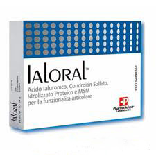 Ialoral 30 compresse