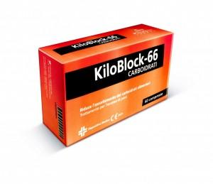 KILOBLOCK CARBOIDRATI 60CPR