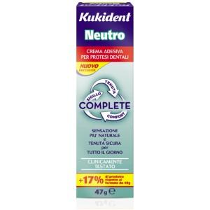 KUKIDENT COMPLETE NEUTRO 47 grammi
