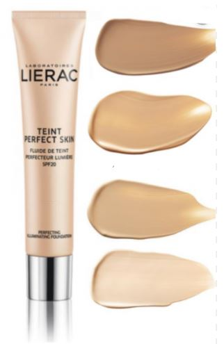 LIERAC TEINT PERFECT SKIN BEIGE CLAIRE 30ML