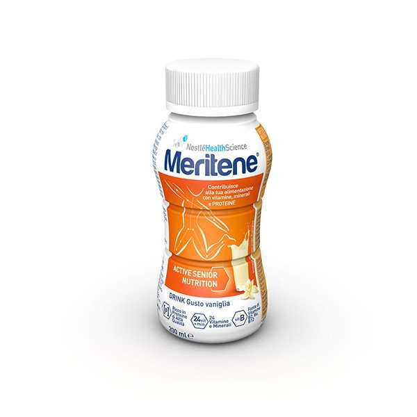 MERITENE DRINK VANIGLIA 200 ML