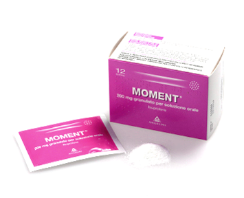 MOMENT 12 BUSTINE 200 MG