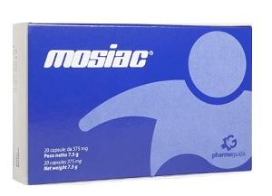 MOSIAC 20 CAPSULE CON LATTOFERRINA