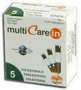 MULTICARE IN COLESTEROLO 5STRISCE