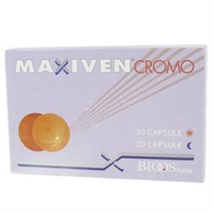 Maxiven cromo 40 capsule