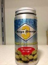 Mega Omega 3  90cps 1gr