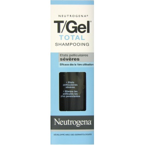 NEUTROGENA T-GEL TOTAL 125ML