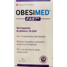 OBESIMED FORTE FAST 42BUST