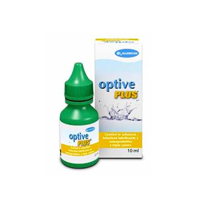 Optive Plus sol oftalmica 10 ml