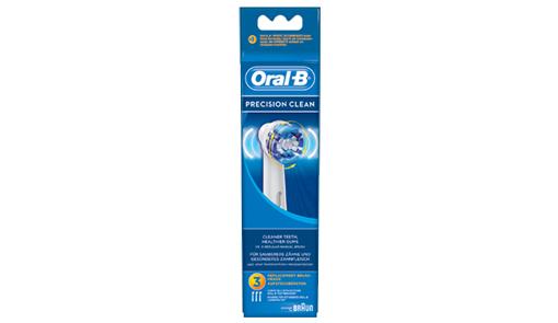 Oralb Precision Clean testina ricambio