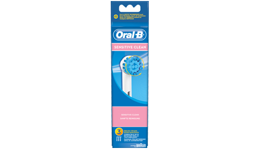 Oralb Sensitive testina ricambio