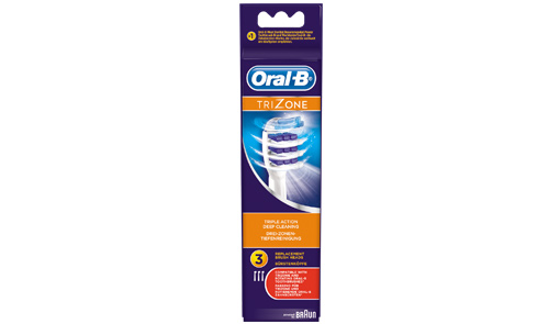 Oralb Trizone testina ricambio