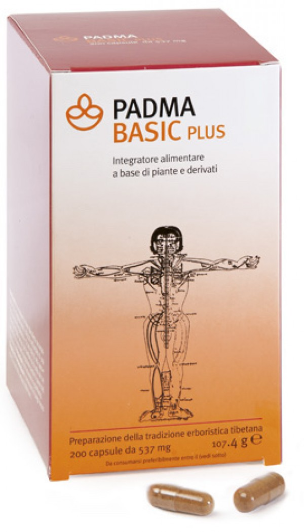 PADMA BASIC PLUS 200 CAPSULE