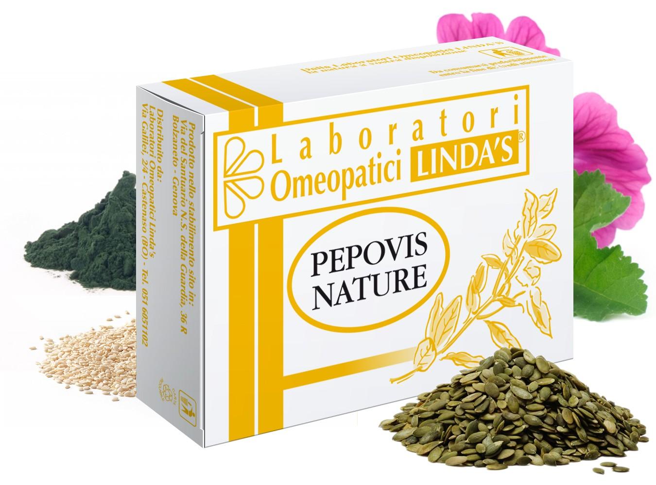 PEPOVIS NATURE 30 CAPSULE