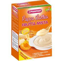 PLASMON PAPPA LATTEA FRUTTA MISTA