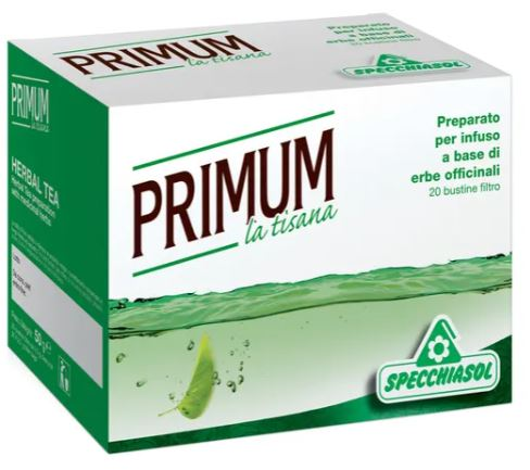 PRIMUM TISANA 20 BUSTINE